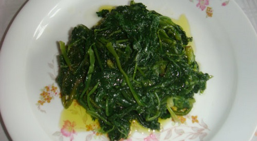 how to reduce oxalic acid in spinach