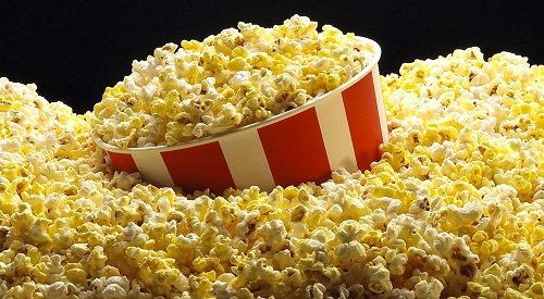 is popcorn high in oxalates